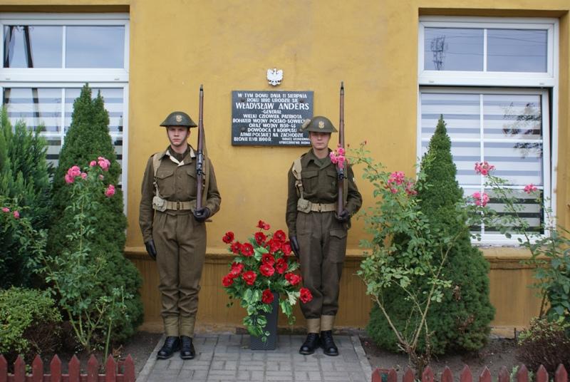 Krośniewice obchody 80 rocznicy wybuchu II wojny światowej